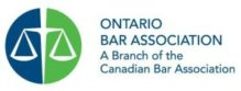 Ontario Bar Association Badge