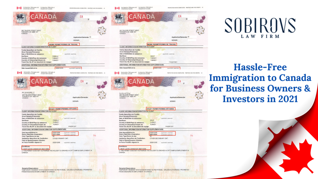 Hassle Free Immigration by Sobirovs Law Firm